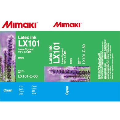LX101-C-60 LX101 シアン