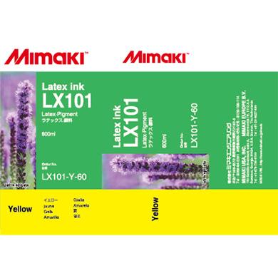 LX101-Y-60 LX101 イエロー