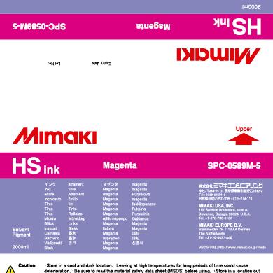 SPC-0589M HS マゼンタ