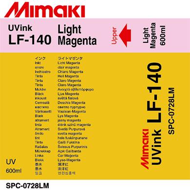 SPC-0728LM LF-140 ライトマゼンタ