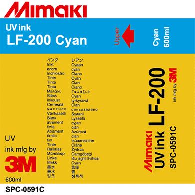 SPC-0591C LF-200 シアン