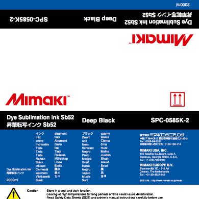SPC-0585K Sb52 ディープブラック