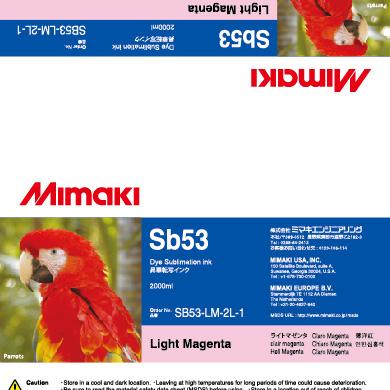 SB53-LM-2L Sb53 ライトマゼンタ