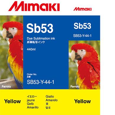 SB53-Y-44 Sb53 イエロー