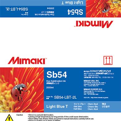 SB54-LBT-2L Sb54 ライトブルーT