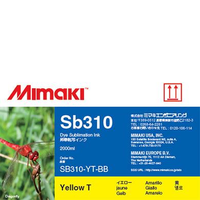 SB310-YT-BB Sb310 イエロー