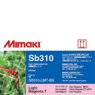 SB310-LMT-BB Sb310 ライトマゼンタ