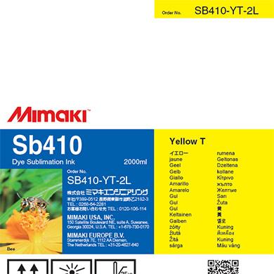 SB410-YT-2L Sb410 イエローT