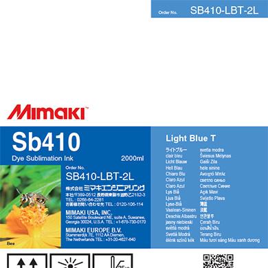 SB410-LBT-2L Sb410 ライトブルーT