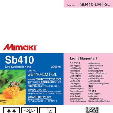 SB410-LMT-2L Sb410 ライトマゼンタT