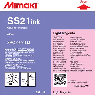 SPC-0501LM SS21 ライトマゼンタ