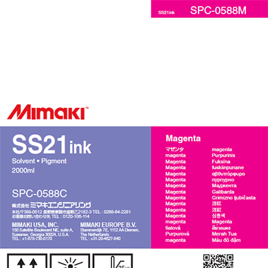 SPC-0588M SS21 マゼンタ