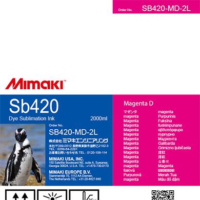 SB420-MD-2L Sb420 マゼンタD