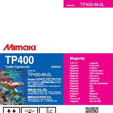 TP400-M-2L TP400 マゼンタ