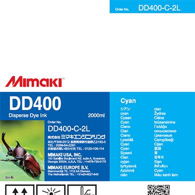 DD400-C-2L DD400 シアン