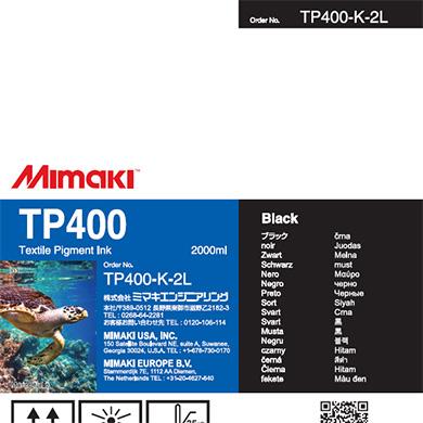 TP400-K-2L TP400 ブラック