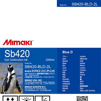 SB420-BLD-2L Sb420 ブルーD