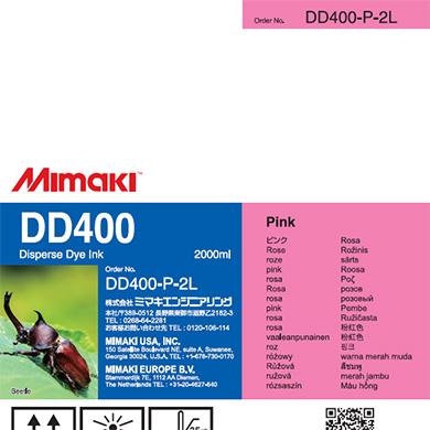 DD400-P-2L DD400 ピンク