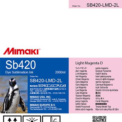 SB420-LMD-2L Sb420 ライトマゼンタD
