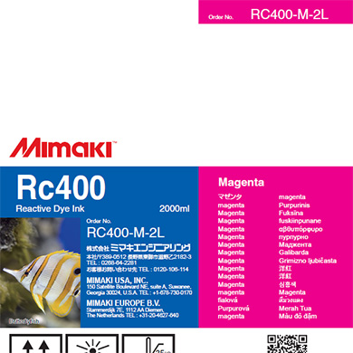 RC400-M-2L Rc400 マゼンタ