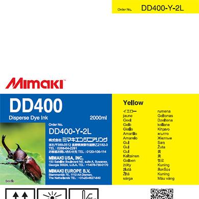DD400-Y-2L DD400 イエロー