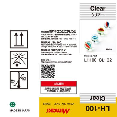 LH100-CL-B2 LH-100 クリア