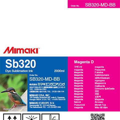 SB320-MD-BB Sb320 マゼンタD