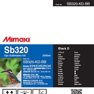 SB320-KD-BB Sb320 ブラックD