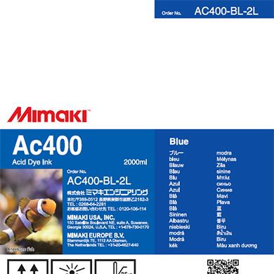 AC400-BL-2L Ac400 ブルー