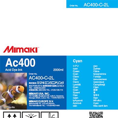 AC400-C-2L Ac400 シアン