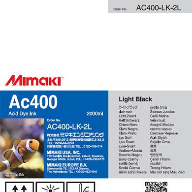 AC400-LK-2L Ac400 ライトブラック
