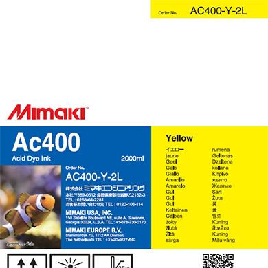 AC400-Y-2L Ac400 イエロー
