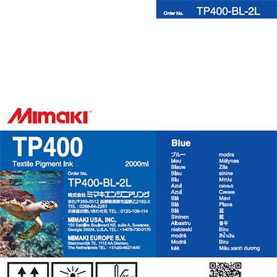 TP400-BL-2L TP400 ブルー