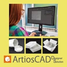 Package設計専用CADソフト ArtiosCAD DS