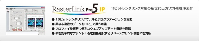 RasterLinkPro5 IP