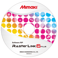 RasterLink6Plus CD画像