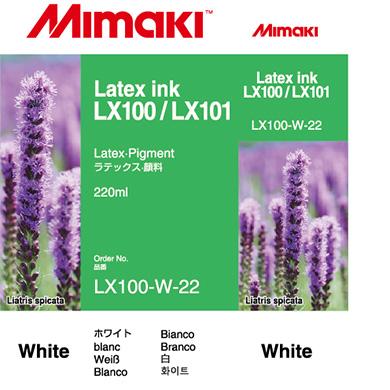 LX100-W-22 LX100/LX101 ホワイト
