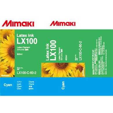 LX100-C-60 LX100 シアン