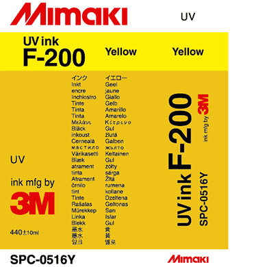 SPC-0516Y F-200 イエロー