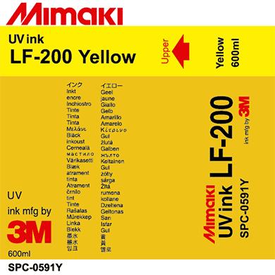 SPC-0591Y LF-200 イエロー