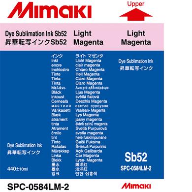 SPC-0584LM Sb52 ライトマゼンタ