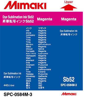 SPC-0584M Sb52 マゼンタ
