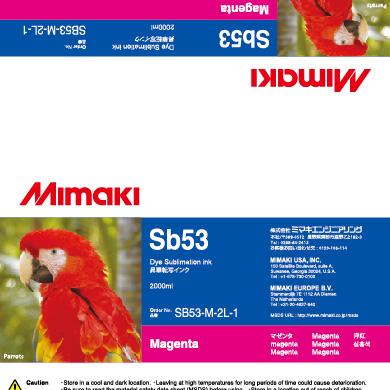 SB53-M-2L Sb53 マゼンタ
