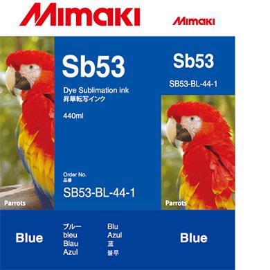 SB53-BL-44 Sb53 ブルー
