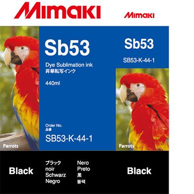 SB53-K-44 Sb53 ブラック