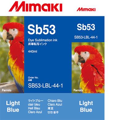SB53-LBL-44 Sb53 ライトブルー