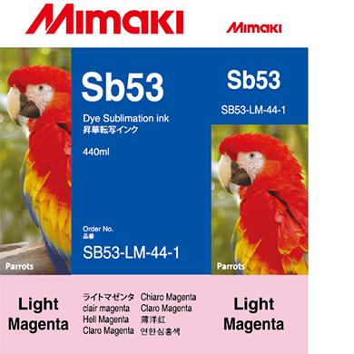 SB53-LM-44 Sb53 ライトマゼンタ