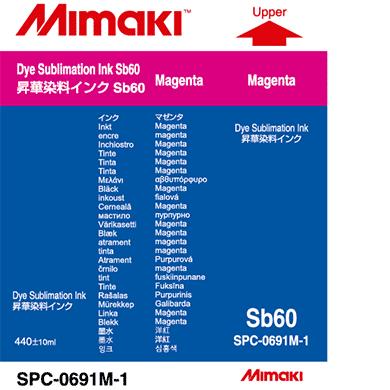SPC-0691M Sb60 マゼンタ