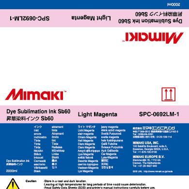 SPC-0692LM Sb60 ライトマゼンタ