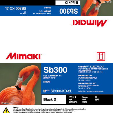 SB300-KD-2L Sb300 ブラックD